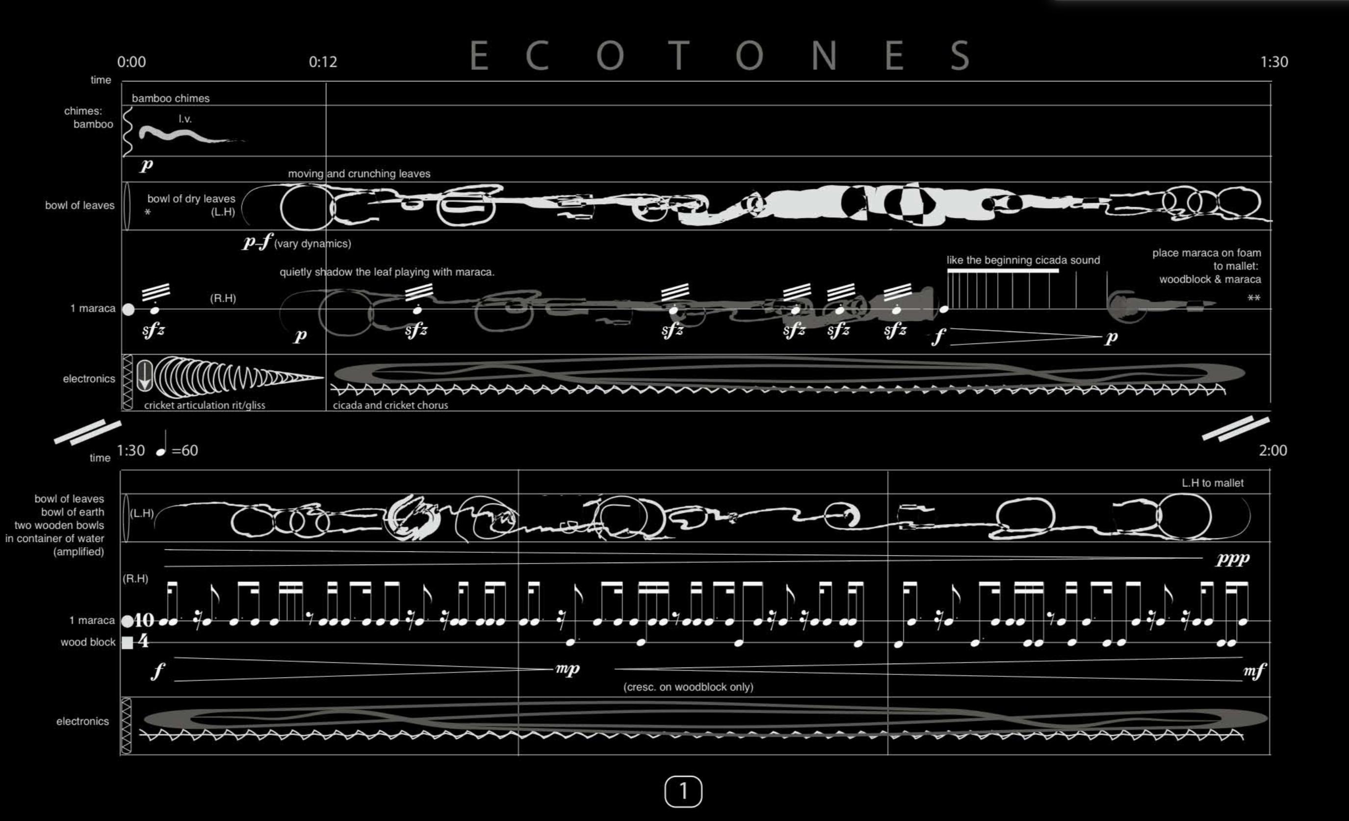 EcoTones Audio