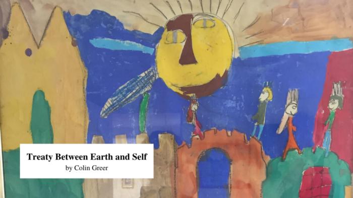 Treaty Between Earth and Self
